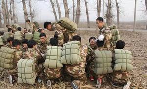 15天军事将帅冬令营-野外探险